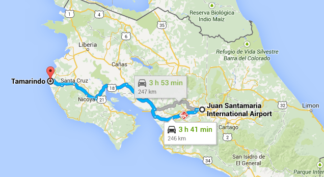 How To Get To Tamarindo Costa Rica Everything You Need