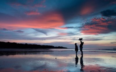 Rainy Season Sunset in Tamarindo – Week of 9/30