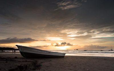 September Sunsets in Tamarindo, Costa Rica