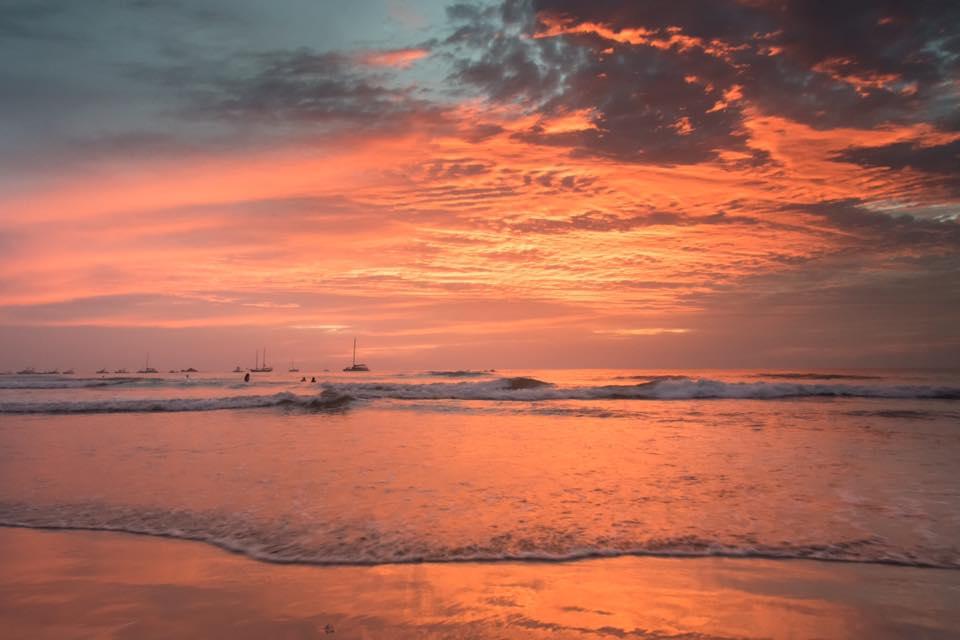 TGIF – Tamarindo Sunsets – August 12th