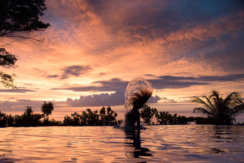 Rainy Season Sunsets in Tamarindo Costa Rica