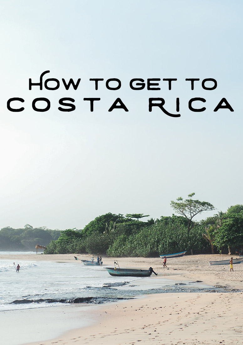 How to get to Costa Rica by Samba to the Sea