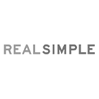 Real Simple logo.